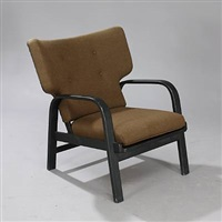 easy chair by magnus læssoe stephensen