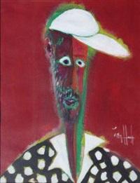 portrait à la casquette by victor hasch