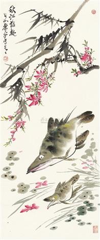 秋江拾趣 by xiao ping
