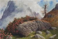 im hochgebirge by alfred deggendorfer