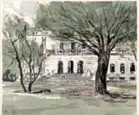 palacio de doñana by antón hurtado