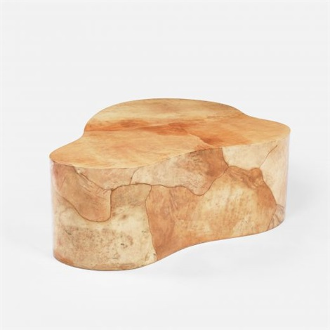 Free Form Coffee Table By Karl Springer
