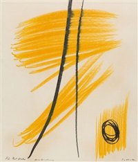 2-10-74 by hans hartung