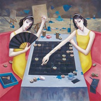 chess by xia ying