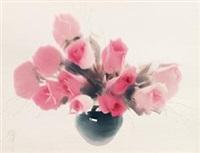 瓶花 by liu yi