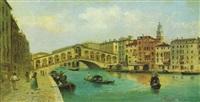 il ponte di rialto by cafiero filipelli