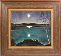 moonrise by marguerite thompson zorach