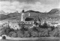 ansicht von brixen by karl goth