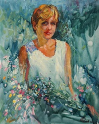lady diana by labakov