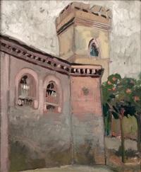 torre de don fadrique by fernando de la rosa