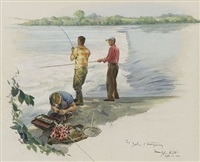 gone fishing by john walter scott