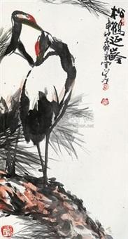 松鹤延龄 by bai ding
