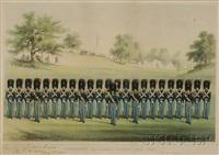 washington artillery, boston by john henry bufford