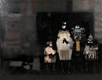 los automatas de escorial by antonio rodríguez luna