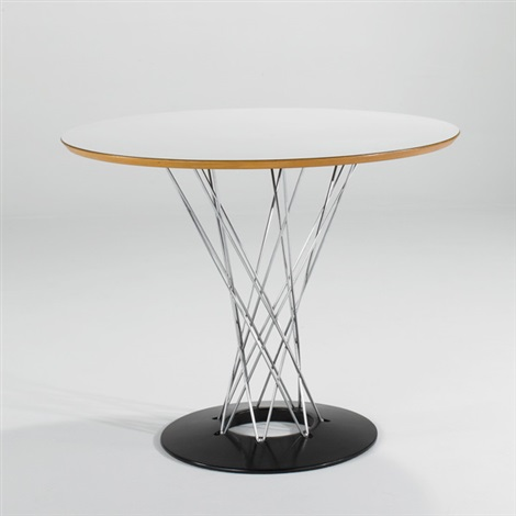 cyclone dining table by isamu noguchi