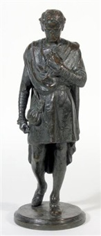 gentleman in 16th century dress by edmund thomas quinn