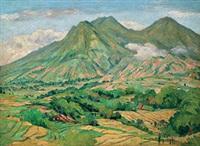 加威山 by zhou bichu