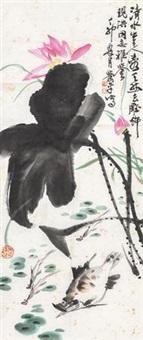 清水莲鱼 by xiao ping