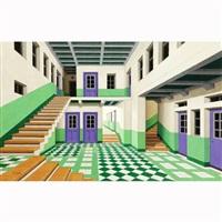 interior by yacov gabay