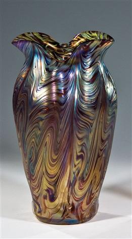 Vase By Wilhelm Kralik Sohn Co On Artnet