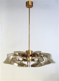 un lampadario by gino