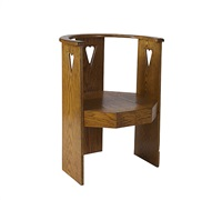 jugend armchair by eliel saarinen