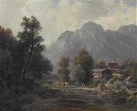 unterau bei schlehdorf by ludwig sckell