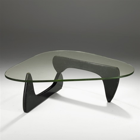 in 50 coffee table by isamu noguchi