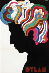 dylan by milton glaser