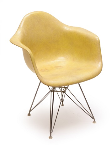 Sessel dar eiffeltower by charles and ray eames on artnet for Eames sessel nachbau