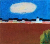 landscape by niels lergaard