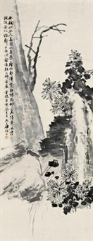 菊石图 by xu zhen