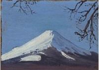 mt.fuji by kanae yamamoto