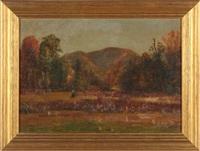 landscape by jervis mcentee