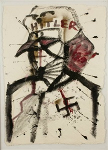 artwork by jonathan meese