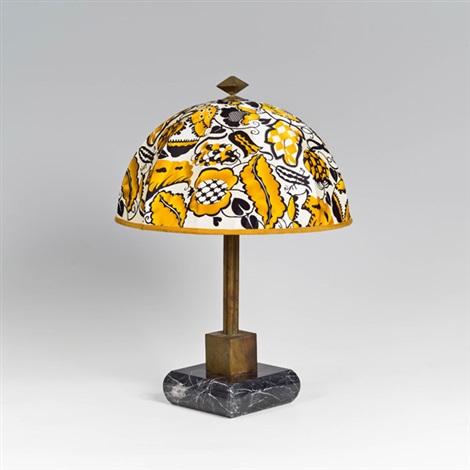 tischlampe by dagobert peche