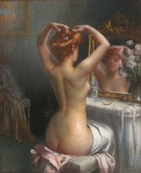 la toilette by delphin enjolras