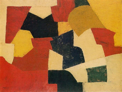 composition by serge poliakoff
