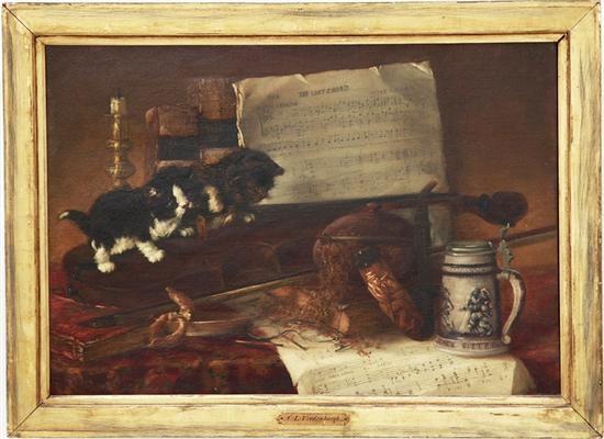 The Lost Chord By Cornelis Vreedenburgh On Artnet