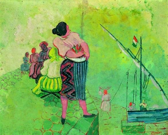 fischfrauen by heinrich ehmsen