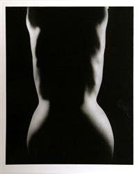 nude study torso by miroslav hák