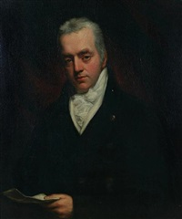 a portrait of robert smith, 1st lord carrington of upton by john opie