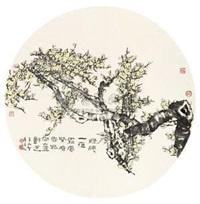 暗香 by lin fan