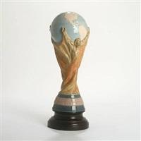 a fifa cup by silvio gazzaniga