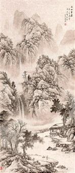 landscape by liu guang
