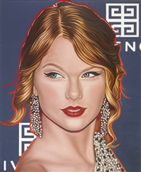 taylor swift by richard phillips