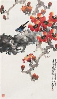 花鸟 by huang leisheng