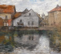 la riviere a troyes by pieter ten cate