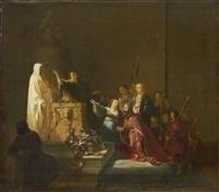 salomos avgudadyrkan by willem de poorter