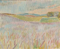 cornfields by viggo rorup
